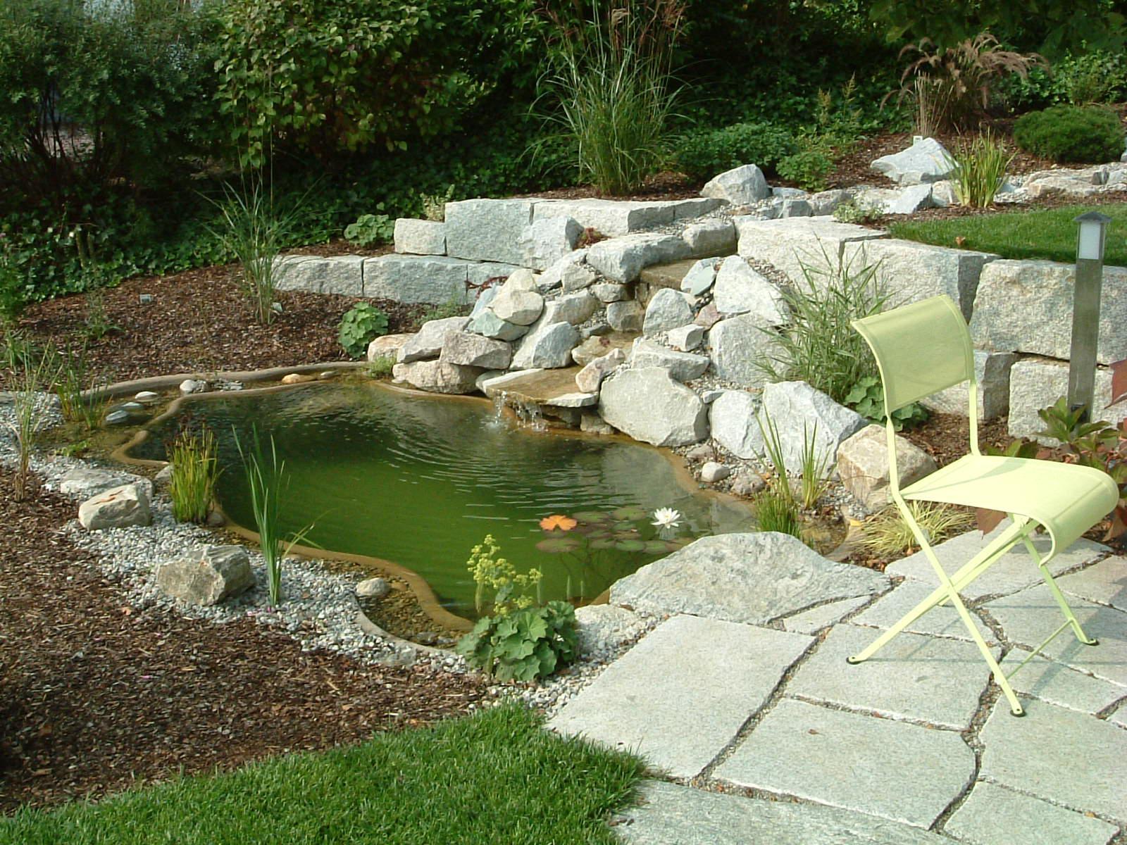 Wasser Im Garten : Wasser im garten die magie des wassern mitterhofer