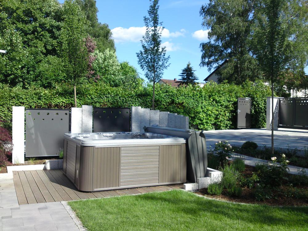 Whirlpools - Wellness Für Zu Hause - Mitterhofer Gartengestaltung