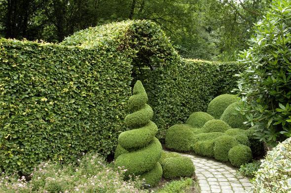 Gartenübersicht