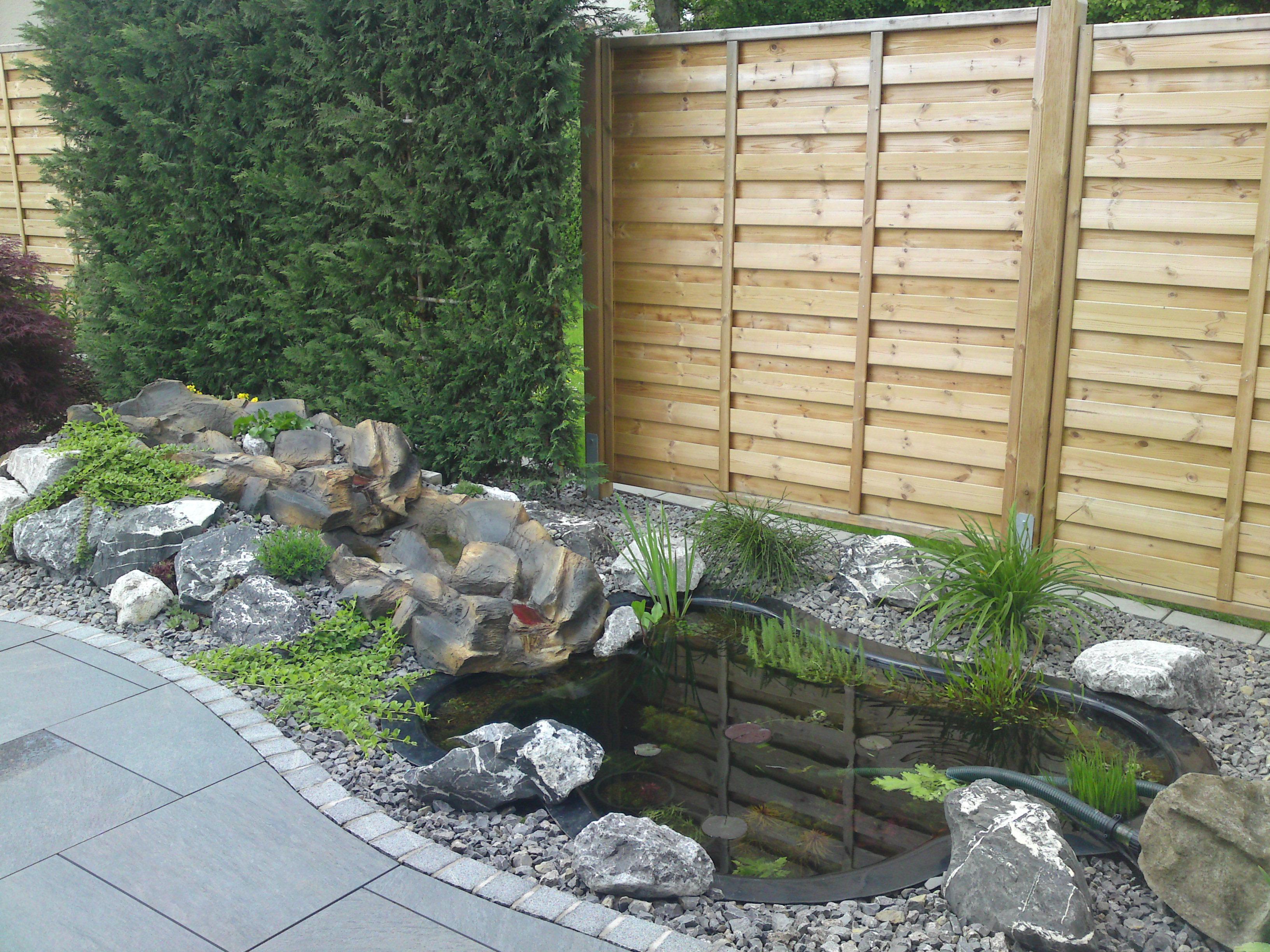 Wasser im Garten Die Magie des Wassern Mitterhofer Gartengestal ~ 01084500_Gartengestaltung Ideen Wasser