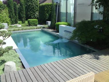 Wasser im Garten - Die Magie des Wassern - Mitterhofer Gartengestaltung