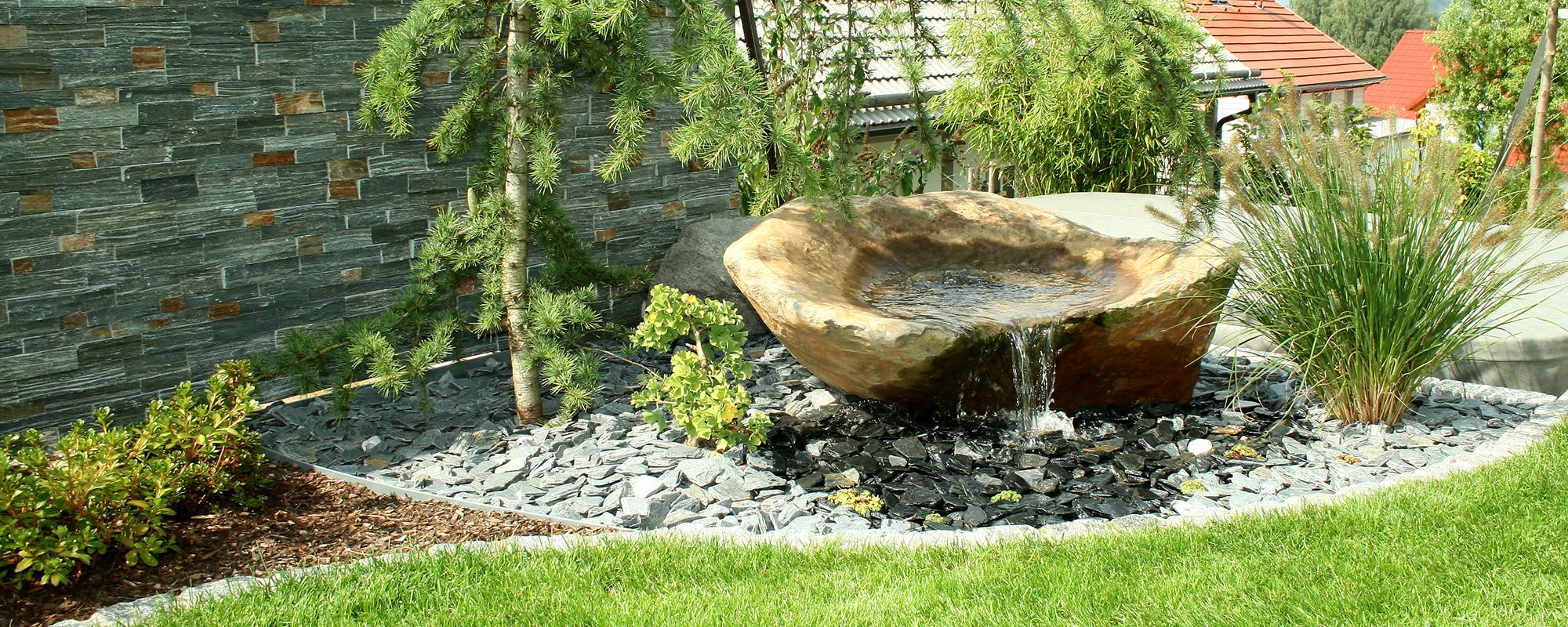 Die Kunst der Gartengestaltung!